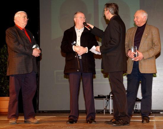 Mérite sportif : Trophée du coeur et Trophée de la reconnaissance pour le SQUALE !