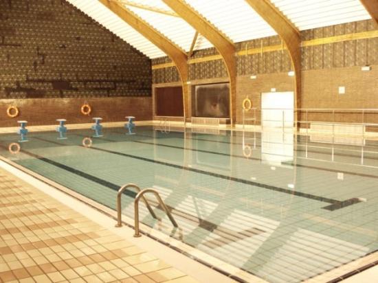 Swimmarathon Moustier/Sambre 6/11/09